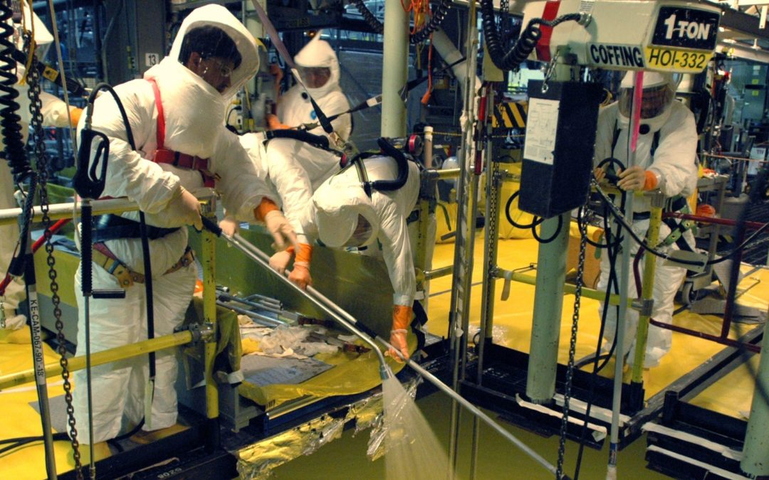 LA Times Article Chronicles Hanford Workers Repeated Exposure to Plutonium