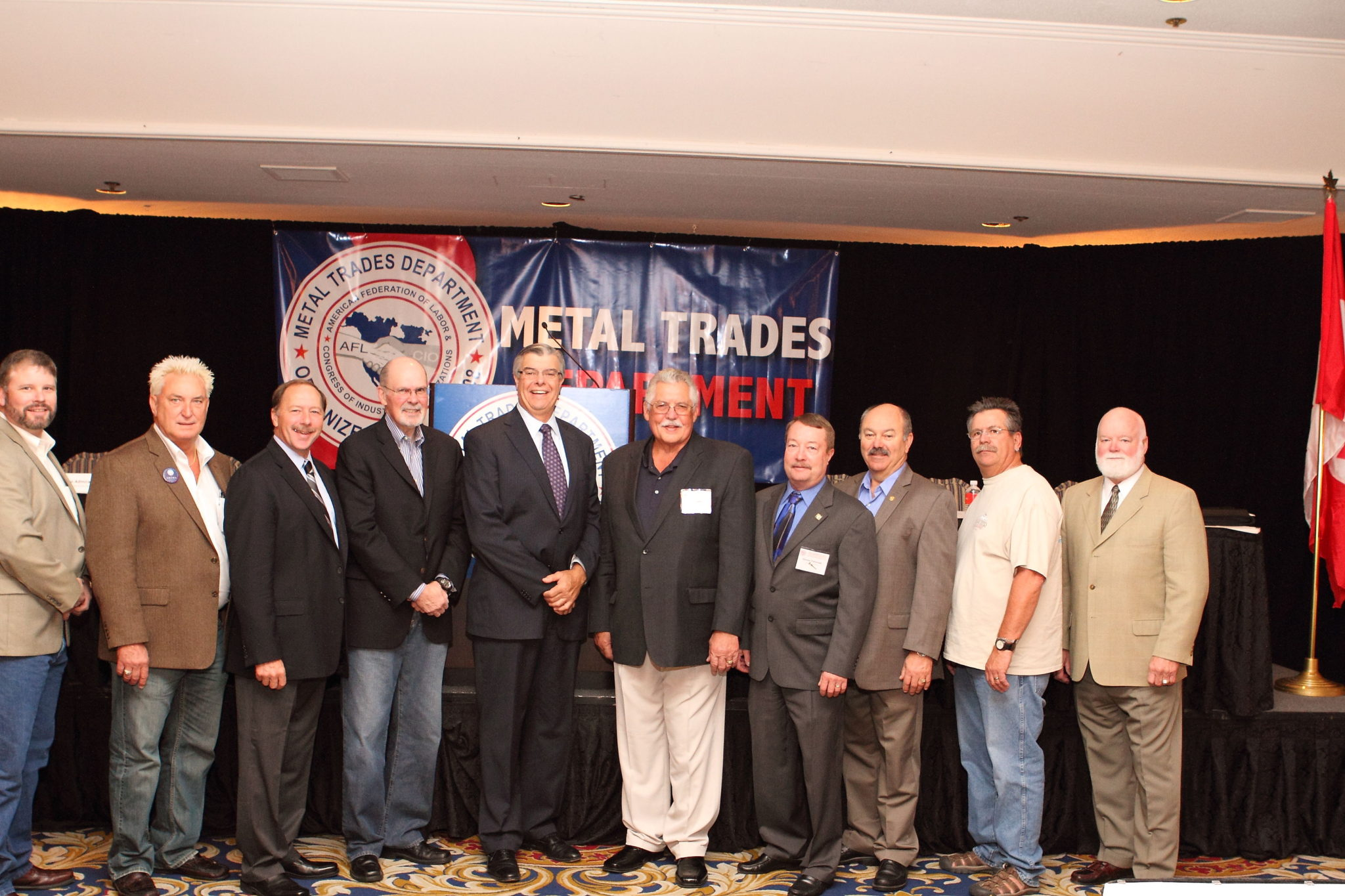 Ironworkers group