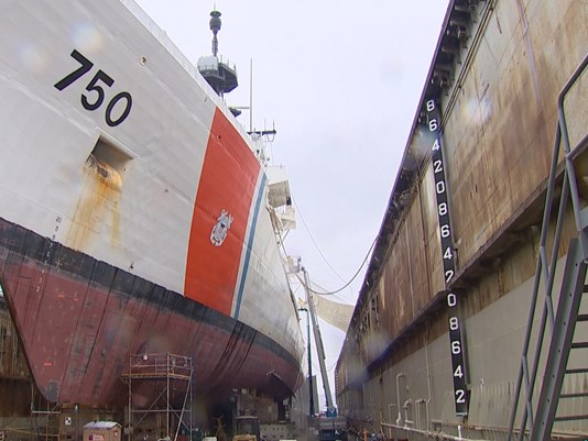 Seattle shipyard looks to expand dry docks