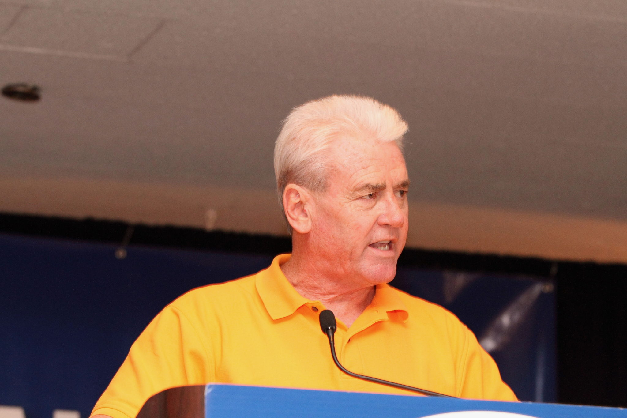 Terry O'Sullivan, LIUNA President