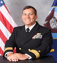 Rear Admiral Stephen F. Williamson Deputy Commander, Logistics, Maintenance and Industrial Operations, Naval Sea Systems Command