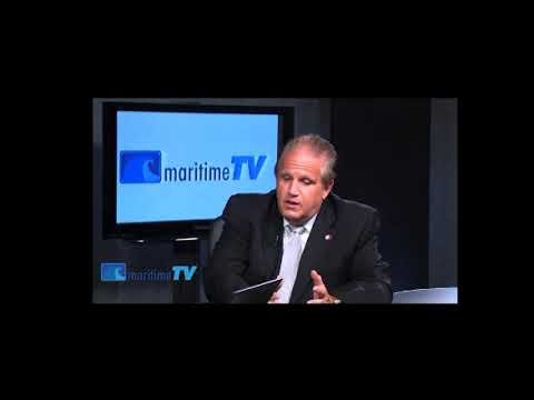 President Hart Recently Spoke with Maritime TV on the Jones Act
