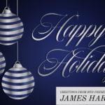 Season's Greetings from President Hart