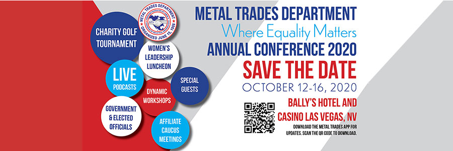 Save the Date — 2020 Annual MTD Conference