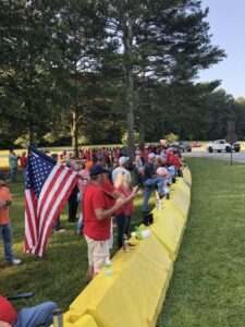 Air Engineering Metal Trades Council on Strike at Arnold Air Force Base